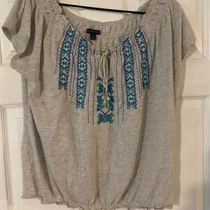 American Eagle Large top